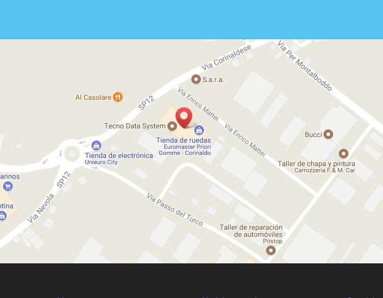 Cambiar el icono rojo del mapa en DIVI